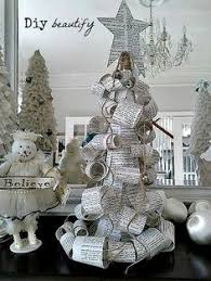 Christmas Tree Books Diy by 11 Alternative Christmas Tree Designs Made With Books Book