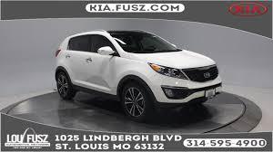 Kia Sportage For Sale In Saint Louis, MO 63101 - Autotrader