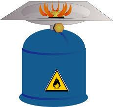 Burner Gas Camping Heat Fire Stove Flame Burn
