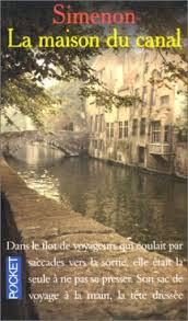 maison canal by georges simenon abebooks