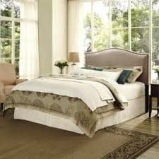 upholstered headboard queen bed foter