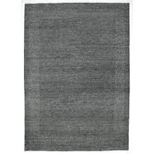 gabbeh teppich casablanca grau schwarz