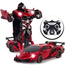 Amazon.com: Best Choice Products Kids Toy Transformer RC Robot Car ... Remote Control Trucks In Mud 44 Videos Best Car 2018 Arrma Fury Blx 110 Scale 2wd Rc Stadium Truck Designed Fast Tough Bog Challenge Battle By 4x4 At Iggkingrcmudandmonsttruckseries6 Big Squid Making The Mad Max Part 1 Building A Custom Body Shell Tested Control Toy Story Pizza Planet Truck Cake You Can See Primal Home Rc 4x4 Trail Image Of Vrimageco Scale Trucks For Sale Houston Drone 20 Features Xbox Rc X Rhyoutubecom Bogs Sloppy Dg Offroad Towerhobbiescom And Categories