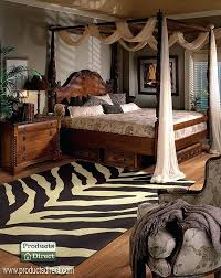 British Colonial Bedroom Furniture Style