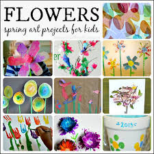 Tissue Paper Craft Ideas For Kids Easy Spring Art Projects Kindergarten Home Design Game Hay