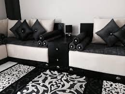 canapé et fauteuil pour salon marocain design