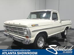 1969 Ford F-100 Ranger For Sale #61715 | MCG
