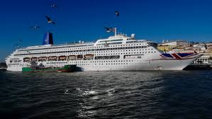Cruise Ship Sinking 2016 by Oriana Of 1995