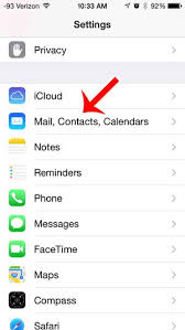 How to Change the Default Calendar on the iPhone 5 Solve Your Tech