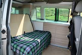 What Do You Take In Your Camper Van Wild About Scotland