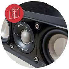 Polk Ceiling Speakers India by Polk Audio Signature Series S35 Slim Center Multi Purpose Home