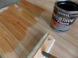 Applying Water Based Polyurethane To Hardwood Floors by Super Fast Drying Polyurethane For Floors Minwax Blog