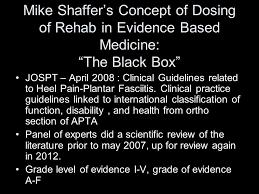 Plantar Fasciitis Dick Evans PT OCS ppt video online