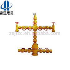 Drilling Christmas Tree Wellhead Components