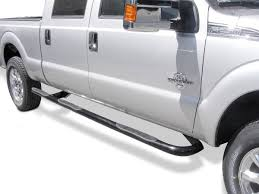 3 In. Round Wheel-To-Wheel Side Bars, Big Country Truck Accessories ...