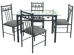 conforama table et chaise table chaises cuisine finest table chaise de cuisine table de