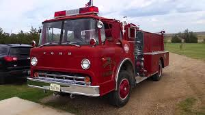 1975 Ford Fire Truck - YouTube 2015 Kme Brush Truck To Dudley Fd Bulldog Fire Apparatus Blog Ford To Restart Production Of F150 Super Duty After Fortune Murphy Tx Allnew F550 4x4 Mini Pumper Youtube Top 9 Cop Cars Trucks And Ambulances At Woodward 2017 Motor 1963 Cseries Fire Truck With A Pitma Flickr New Deliveries Deep South F 1975 Photo Gallery 1972 66 Firewalker Skeeter