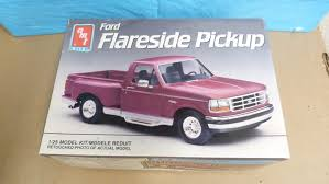 Ford F150 Flareside Pickup AMT RARE Model Unbuilt Dated 1992 93 | EBay 1966 Ford F100 Flareside Abatti Racing Trophy Truck Fh3 A Pickup Truck Weight Cheerful Of 1977 F150 Flareside Ford 1999 V Reg Ford Transit 105k Mot To August 2016 V5 Bedrug Bed Mat For 0410 65 Supertruck 1992 Lariat Nostalgic Motoring Ltd 1994 Flare Side 58l V8 4x4 Step 4wd 107k Miles The Crittden Automotive Library Flareside My Bullnose Project Its A 1985 Stepside 4x4 4spd 300 1979 Custom Custom_cab Flickr 1972 Chevy Hot Rod Network File1994 Flaresidejpg Wikimedia Commons