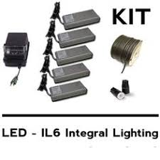 led retaining wall light kit walls lights and retaining walls
