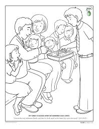 Full Image For Matthew 6 25 34 Coloring Page Sheet Http