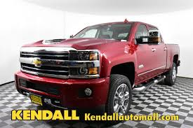 100 Chevy 2500 Truck New 2019 Chevrolet Silverado HD High Country 4WD In Nampa