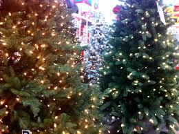 White Christmas Trees Walmart by Christmas Tree On Sale Walmart Christmas Lights Decoration
