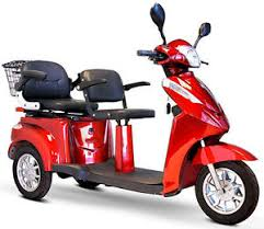 Image Is Loading Adult Motorized Scooter Electric Mobility Power