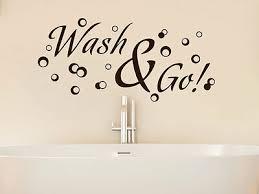 wandtattoo wandaufkleber für badezimmer sprüche bad
