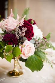 Pink Flower Arrangements For Weddings Best 25 Burgundy Floral Centerpieces Ideas On Pinterest Maroon
