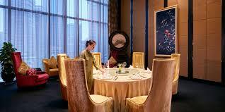 Dine In Room Service by Intercontinental Shanghai Puxi Shanghai Shanghai