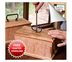free box plan from a box building pro finewoodworking