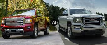 2016 GMC Canyon Vs 2016 GMC Sierra 1500 Ram Chevy Truck Dealer San Gabriel Valley Pasadena Los New 2019 Gmc Sierra 1500 Slt 4d Crew Cab In St Cloud 32609 Body Equipment Inc Providing Truck Equipment Limited Orange County Hardin Buick 2018 Lowering Kit Pickup Exterior Photos Canada Amazoncom 2017 Reviews Images And Specs Vehicles 2010 Used 4x4 Regular Long Bed At Choice One Choose Your Heavyduty For Sale Hammond Near Orleans Baton
