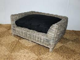 Poochplanet Dog Bed by Rattan Dog Beds U2013 Thewhitestreak Com