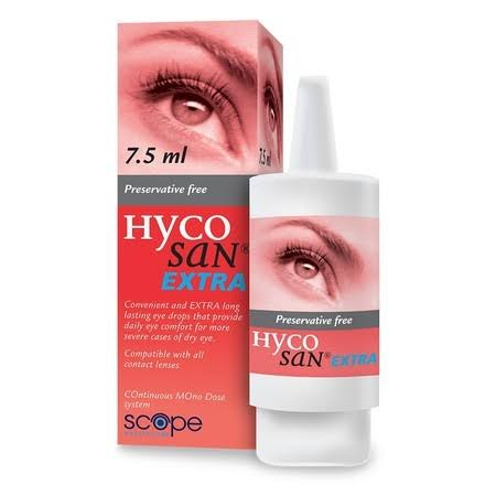Hylo-Forte Lubricating Eye Drops