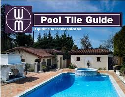 Mosaic Tile Company Owings Mills by 58 Best Outdoor Tile Dreamy Pool Tile U0026 More Images On