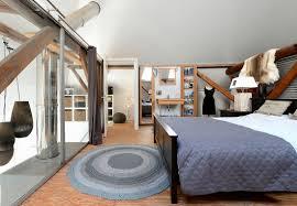 schlafzimmer im vintage stil unter dem bild kaufen