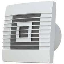 ventilateur de cuisine qualité mur de la cuisine hotte avec minuterie 100mm et la gravité