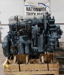 100 Nationwide Truck Series 2008 Detroit SERIES 60 DDEC V1 Stock P1688 Engine Assys TPI