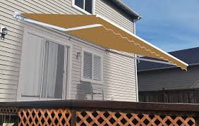 Amazon.com : ALEKO 12x10 Feet Retractable Home Patio Awning, Sand ... Fiamma F45s Awning Gowesty Guide Gear 12x10 Retractable 196953 Awnings Shades Aleko Patio Youtube Slideout Protection Wwwtrailerlifecom Amazoncom Goplus Manual 8265 Deck X10 Tuff Tent By King Canopy 235657 At Windows Acrylic 10 Foot Wide Rv Fabric Replacement 12x8 Feet Aleko Coleman Swingwall Instant Ft X