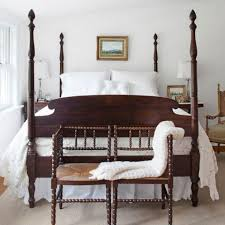 If She Didnt Have A Cast Iron Bed Granny May Had An Equally Trendy Four Poster Like This One From The 40s