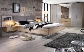 schlafzimmer 4037 seidengrau eiche sanremo hell nachbildung liegeflächenbreite ca 200 cm