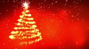 Christmas Star With Rotating Tree Shape