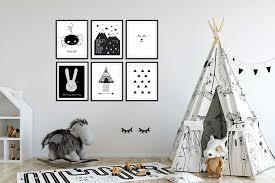 100 Modern Minimalist Decor Amazoncom Nursery Wall Art Baby Room Children Art