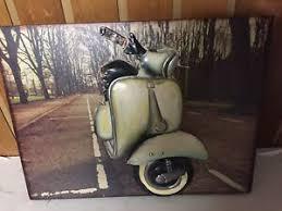 deko wandbilder vespa günstig kaufen ebay