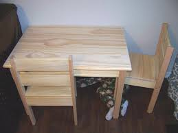 Childrens Wood Tables - Table Design Ideas