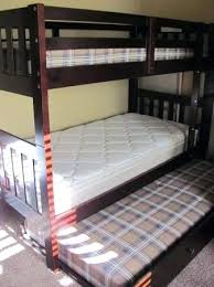 Mattress Craigslist Twin Bunk Bed With Trundle And 5 Mattress