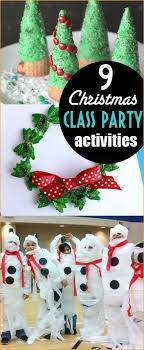 9 Christmas Party Ideas Holiday Class Games And Activities Parties For Kids