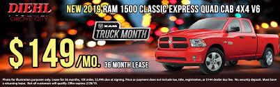100 Used Dodge Truck Diehl Chrysler Jeep Ram Of Grove City PA Diehl Automotive