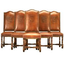 Leather Dining Chairs For Sale Wood Room And