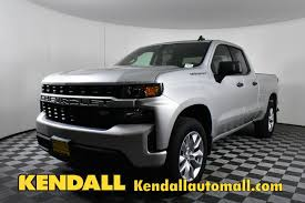 100 Custom Pickup Trucks For Sale New 2019 Chevrolet Silverado 1500 4WD Truck Double Cab For